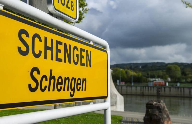 Шенгенские страны список 2019