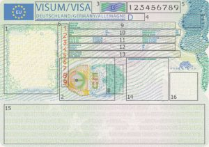 Шенгенская виза для россиян в 2019 году цена и сроки изготовления