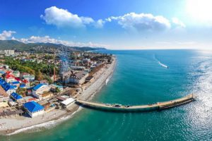 Отдых на море в 2019 году недорого в России летом цены