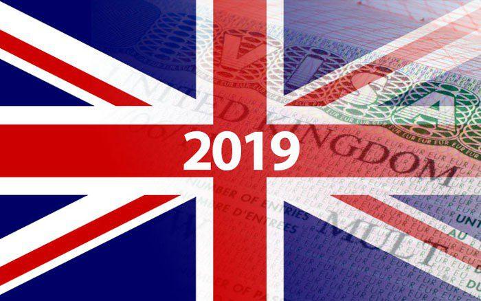 Виза в Англию для россиян в 2019 году стоимость