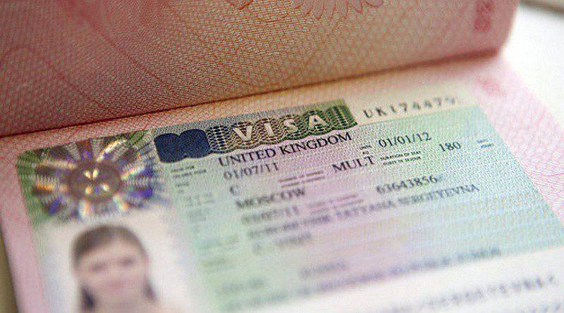 Виза в Великобританию для россиян в 2019 году