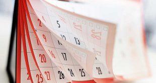 Отдых в 2020 году праздничные дни календарь