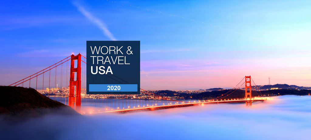 Work and Travel USA 2020 Украина