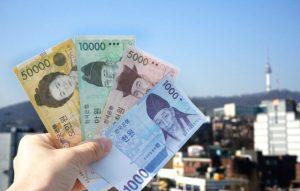 Заработная плата в Южной Корее 2020