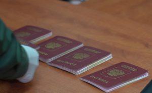 Россия освобождает ДНР и ЛНР от госпошлины на получения российского паспорта